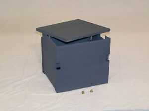 Allis Chalmers Ib Rc Wc Wf Battery Box With Lid