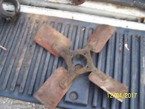 International Farmall M Tractor Engine Fan Blade
