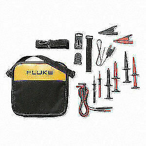 Fluke Industrial Test Lead Kit 10a Tlk289