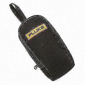 Fluk Polyester Soft Carrying Case 2 13 16x3 1 2 blk ylw Fluke c90 Black yellow