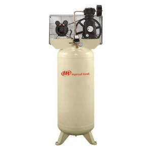 Ingersoll Rand Electric Air Compressor 1 Stage Ss5l5