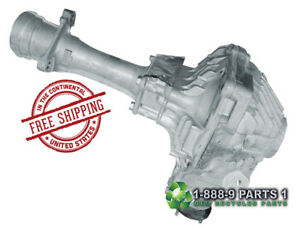 2012 Toyota Tundra Front Differential Assembly Stk L47a9