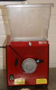 Free Shipping Old Tyme Pn2 2011 Peanut Butter Grinder Machine