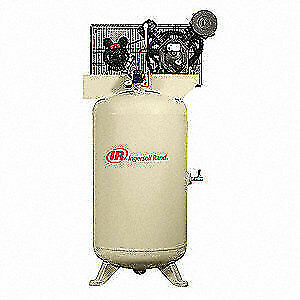 Ingersoll Rand Electric Air Compressor 2 Stage 5 Hp 2340n5