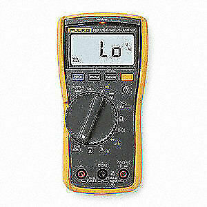 Fluke Electricians Digital Multimeter 600v Fluke 117