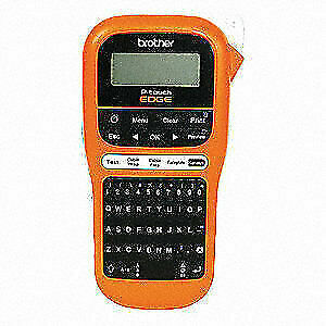 Brother Portable Label Printer 0 47 Tape Width Pte110