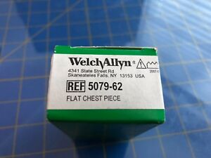 Welch Allyn Adult Chestpiece With Flat Diaphragm 5079 62
