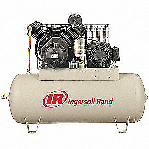 Ingersoll Rand Electric Air Compressor 2 Stage 15 Hp 7100e15