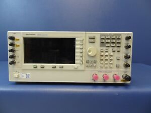 Keysight Agilent E8267d 20ghz Psg Vector Signal Generator With Cal
