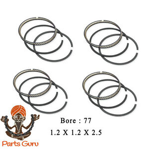02 09 Mini Cooper R52 R50 R53 1 6 L 1 4 L Piston Rings Set W11b16a W10b16a