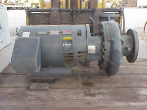 Electric Water Pump 40hp