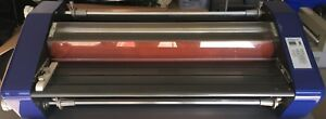 Sirclelam Eclipse 27 27 Roll Laminator Brand New Heat Rollers