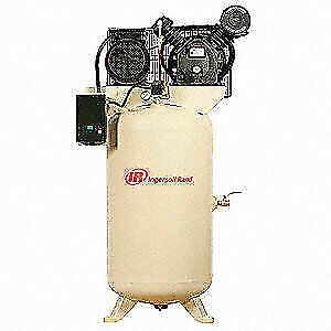 Ingersoll Rand Electric Air Compressor 2 Stage 24 Cfm 2475n7 5a