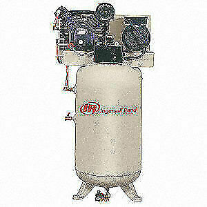Ingersoll Rand Electric Air Compressor 2 Stage 10 Hp 2545k10b