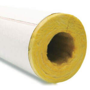 Owens Corning 722586 Pipe Insulation id 2 wall Thick 1