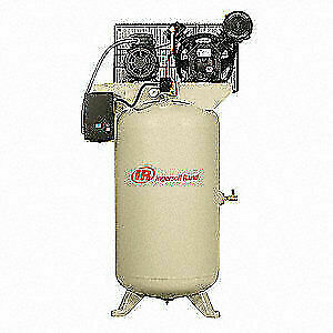 Ingersoll Rand 2475n7 5 Ingersoll Rand Electric Air Compressor 2 Stage 24 Cfm