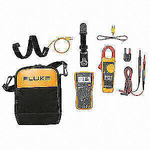 Fluke Multimeter And Clamp Meter Kit Fluke 116 323