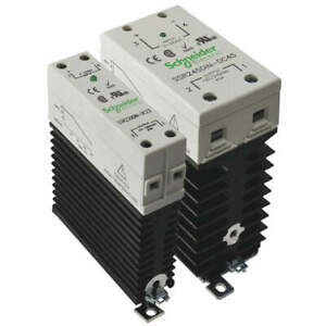 Schneider Electric Solid State Relay in 3 To 32vdc 45 Ssr645din dc45