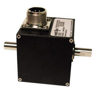 Red Lion Zbg06002 Cube Encoder With Shaft 600 Ppr