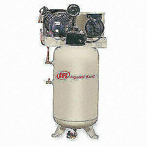 Ingersoll Rand Electric Air Compressor 2 Stage 24 Cfm 2475n7 5 200