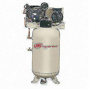 Ingersoll Rand Electric Air Compressor 2 Stage 16 8 Cfm 2475n5 p 230