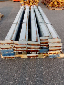 Republic Style Pallet Rack Cross Beams 107 Lot Of 25
