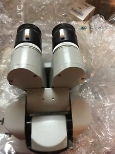 Zeiss Opmi Surgical Microscope 0 180 Binoculars F 170 T With 12 5 X Eyepieces