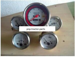 Oliver Tractor 1550 1650 1750 1755 1850 1855 1950 1955 2050 2150 Gauges Kit