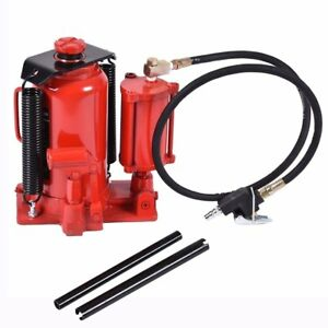 Goplus 20t Ton Air Hydraulic Bottle Jack 40 000lb Heavy Duty Auto Truck Repair