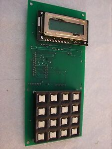 Incon 170 1103 Display And Keyboard Board