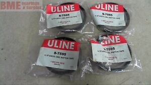 Lot Of 4 Rolls Uline S 7595 1 2 X 36 Yd 1 Mil Kapton Tape