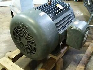Baldor Cm4400t 100hp Electric Industrial Motor 230 460v 1780 Rpm 3 phase
