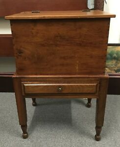 Antique Southern Sugar Chest Hard To Find