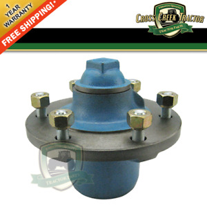C9nn1104d New Front Hub For Ford Tractor 5000 5100 5200 7000 7100 7200 5600