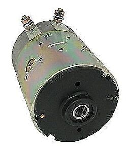 Meyer Snow Plow V70 Electric Motor Ccw 12v Part 15096