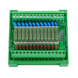 12 Channel Pa1a Relay Module 24v 5a Module Output Amplifier Board Npn Module