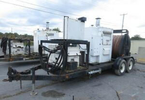 2009 Thaw Devil Td 400 Heater Used For Thawing Ground And Or Concrete Curing