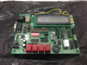 Demo Board Sse8680 mpu Evaluation Demo Board Micro controller Led