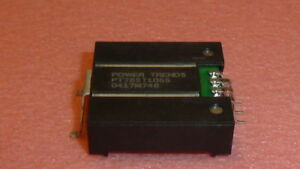 New 1pc Power Trends Pt78st106s Dc dc Converters 6vout 1 5a Non isolated