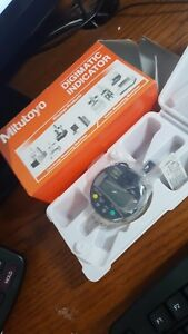 Mitutoyo Electronic Indicator 0 0 500 lug Back 543 392 New In Box