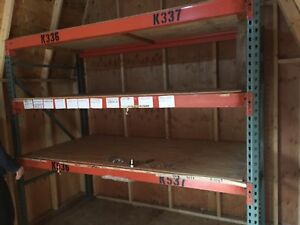 Heavy Duty Storage Shelving Industrial Warehouse Commercial Solid Sturdy Racks