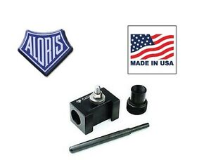 Aloris Cxa 5c Quick Change Collet Drilling Holder For Tool Post Made In Usa
