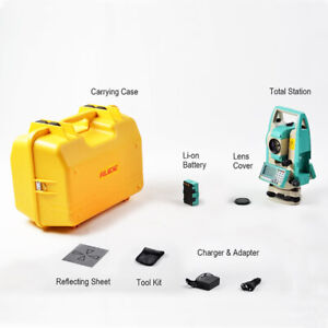 New Ruide Reflectorless 300m Laser Total Station Rts 822r3