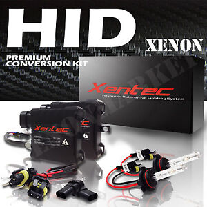Hid Xenon Conversion Kit Headlight Fog Lights 6000k For 1995 2016 Toyota Corolla