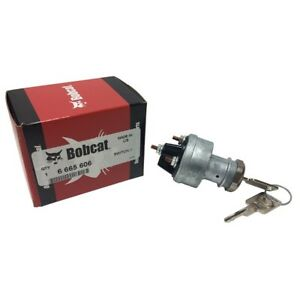 Bobcat Switch Part 6665606 For Loaders 763 773 843 853 863 864 873 943 953 963