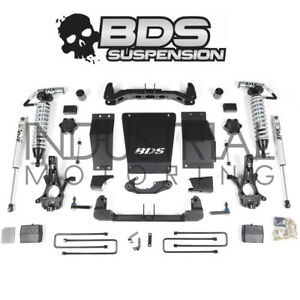 Bds Suspension 2014 2018 Chevy Gmc 1500 4wd 6 Inch Coil over Lift Kit