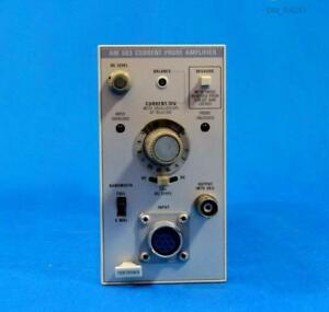 Tektronix Probe Current Amplifier dc 50mhz 5094p