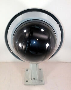 1 Used Interlogix Truvision Ptz Security Camera W Coaxial Cable make Offer