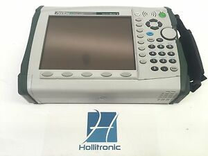 Anritsu Ms2723b High Performance Portable Spectrum Analyzer 9khz 13ghz