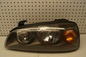 2004 2005 2006 Hyundai Elantra Left Driver Side Headlight Lamp Oem Used